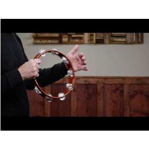 Meinl TA1A-AB tamburyn drewniany instrument perkusyjny