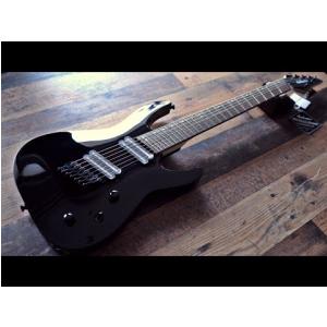 Jackson X Series Dinky Arch Top DKAF7 MS, Multi-Scale, Gloss Black gitara elektryczna