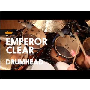 Remo: Emperor Clear Drumhead