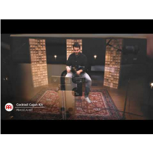 MEINL Percussion Cocktail Cajon Kit - PBASSCAJ-KIT