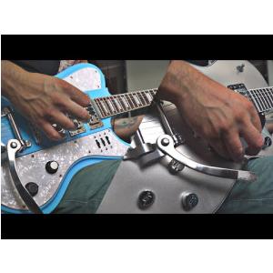 Gretsch G5230T Electromatic Jet FT Airline Silver gitara elektryczna