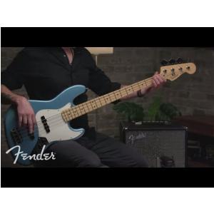 Fender Player Jazz Bass MN BLK gitara basowa