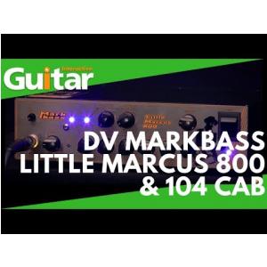 Markbass Little Marcus 800 wzmacniacz do gitary basowej head