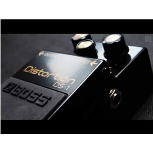 BOSS DS-1 Distortion 40th Anniversary Limited Edition