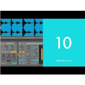 Ableton Live 10: New Audio Effects