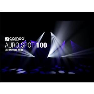 AURO SPOT 100 Moving Head 60W LED - ruchoma głowa spot