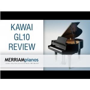 Kawai GL10: The Kawai GL-10 Baby Grand Piano Could Be The Most Advanced Grand Piano Under $20,000