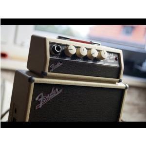Fender Mini Tone Master wzmacniacz gitarowy 1W