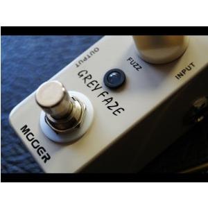 Mooer MFZ3 Grey Faze Fuzz efekt gitarowy