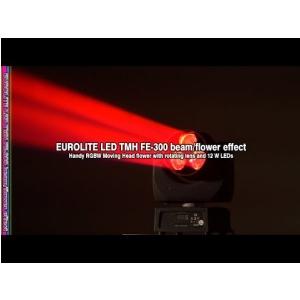 Eurolite LED TMH FE-300 Beam/Flower Effect - ruchoma głowa LED