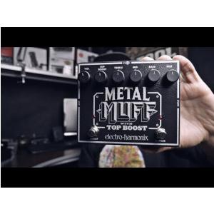 Electro Harmonix Metal Muff distortion