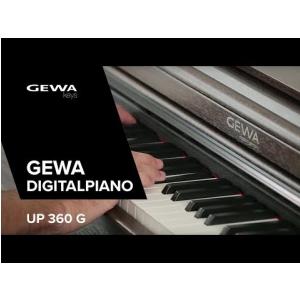 GEWA DIGITAL PIANO UP 360 G (ENG) - Made in Germany