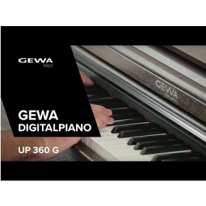 GEWA DIGITAL PIANO UP 360 G