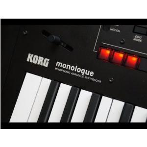 Korg Monologue Black