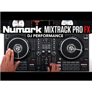 Numark MixTrack Pro FX  - konsola dla DJ