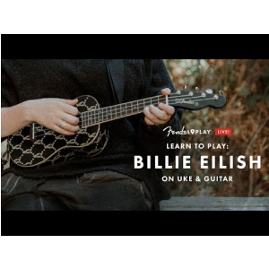 Learn to Play Billie Eilish on Uke and Guitar